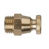 Kondensatablass Ventil Enwässerungsventil Ablass-Schraube 3/8 Zoll