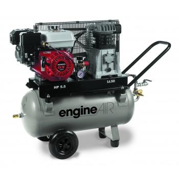 Aerotec Benzinkompressor 600-50 HONDA  Druckluft Kompressor