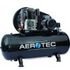 Aerotec Kompressor Anlage liegend Ölgeschmiert Kolbenkompressor