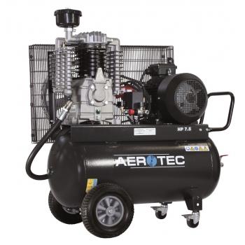 Aerotec Industrie Kolbenkompressor Druckluft 400V ölgeschmiert