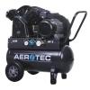 Aerotec Kompressor Druckluft Kolbenkompressor ölgeschmiert 400 Volt