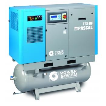 Schraubenkompressor Kompressor Industrie Schraube Pascal mit Trockner