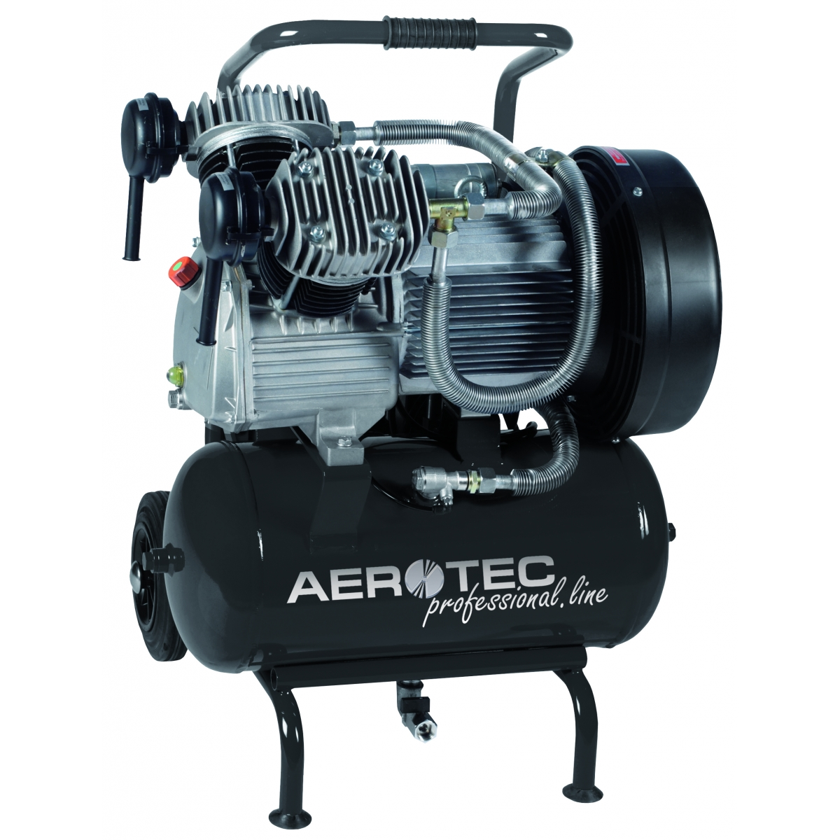 aerotec industrie montage kompressor druckluft kolbenkompressor. Black Bedroom Furniture Sets. Home Design Ideas