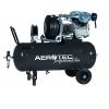 Aerotec Industrie Montage Kompressor Druckluft Kolbenkompressor