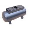 Aerotec Druckluftbehälter 90 L liegend  - 11 bar mit Konsole