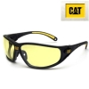 Schutzbrille Sonnenbrille Sportbrille Brille Sunglass Tread112 gelb