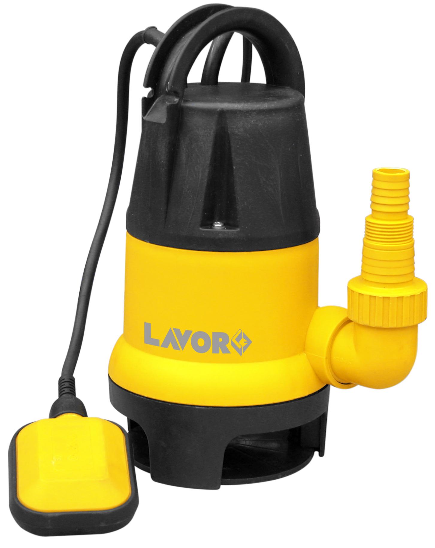 LAVOR Schmutzwasserpumpe Tauchpumpe Wasserpumpe Pumpe EDS-P 10500