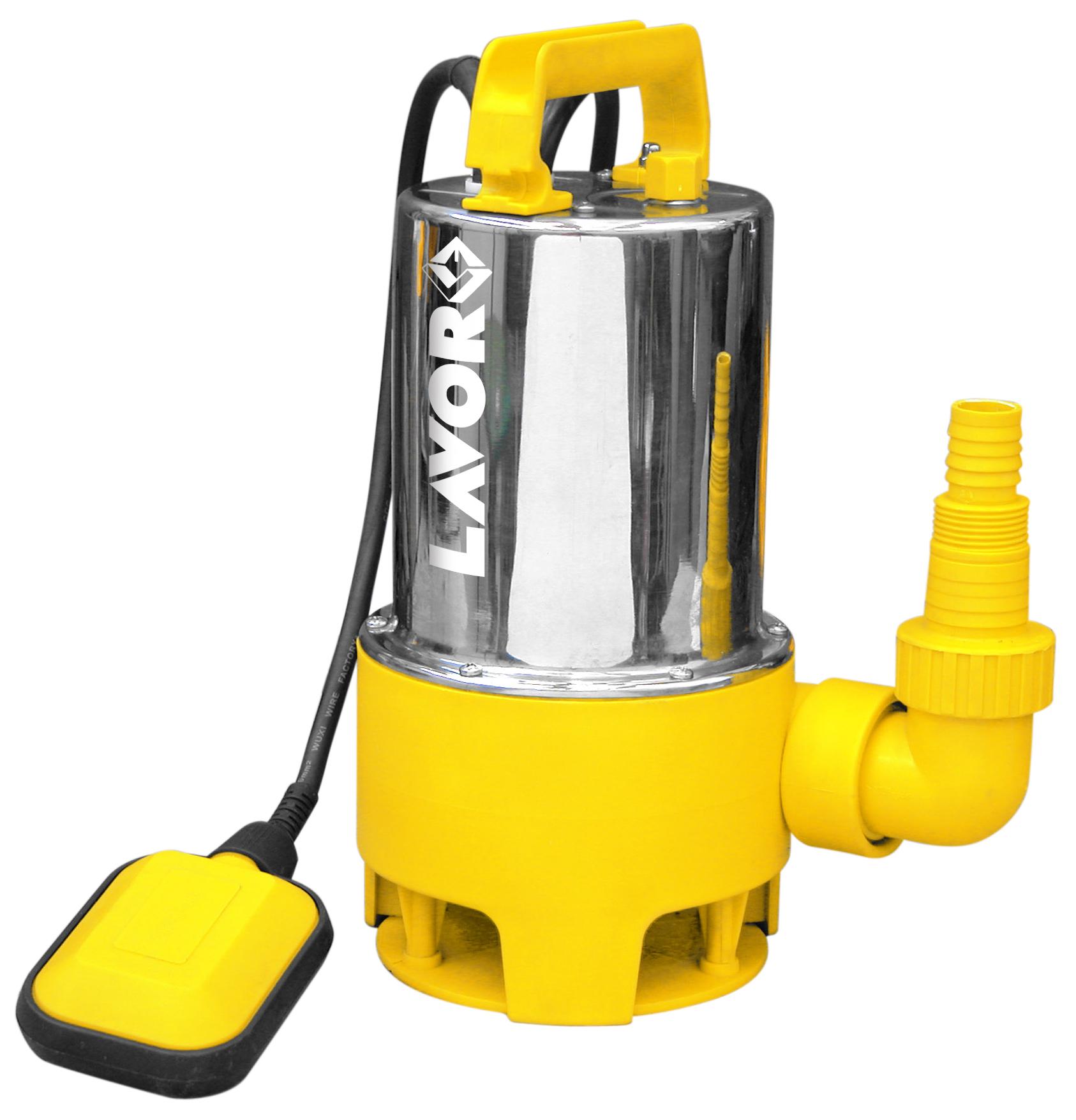 LAVOR Schmutzwasserpumpe Tauchpumpe Wasserpumpe Pumpe EDS-M 15000