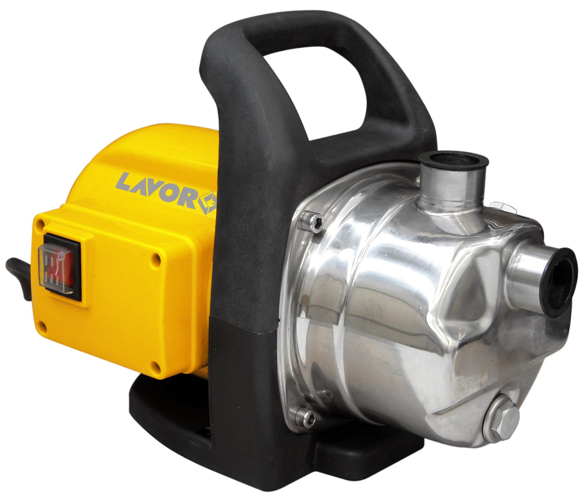 LAVOR Gartenpumpe Teichpumpe Regenwasser Bewässerung Pumpe EG-M 3800