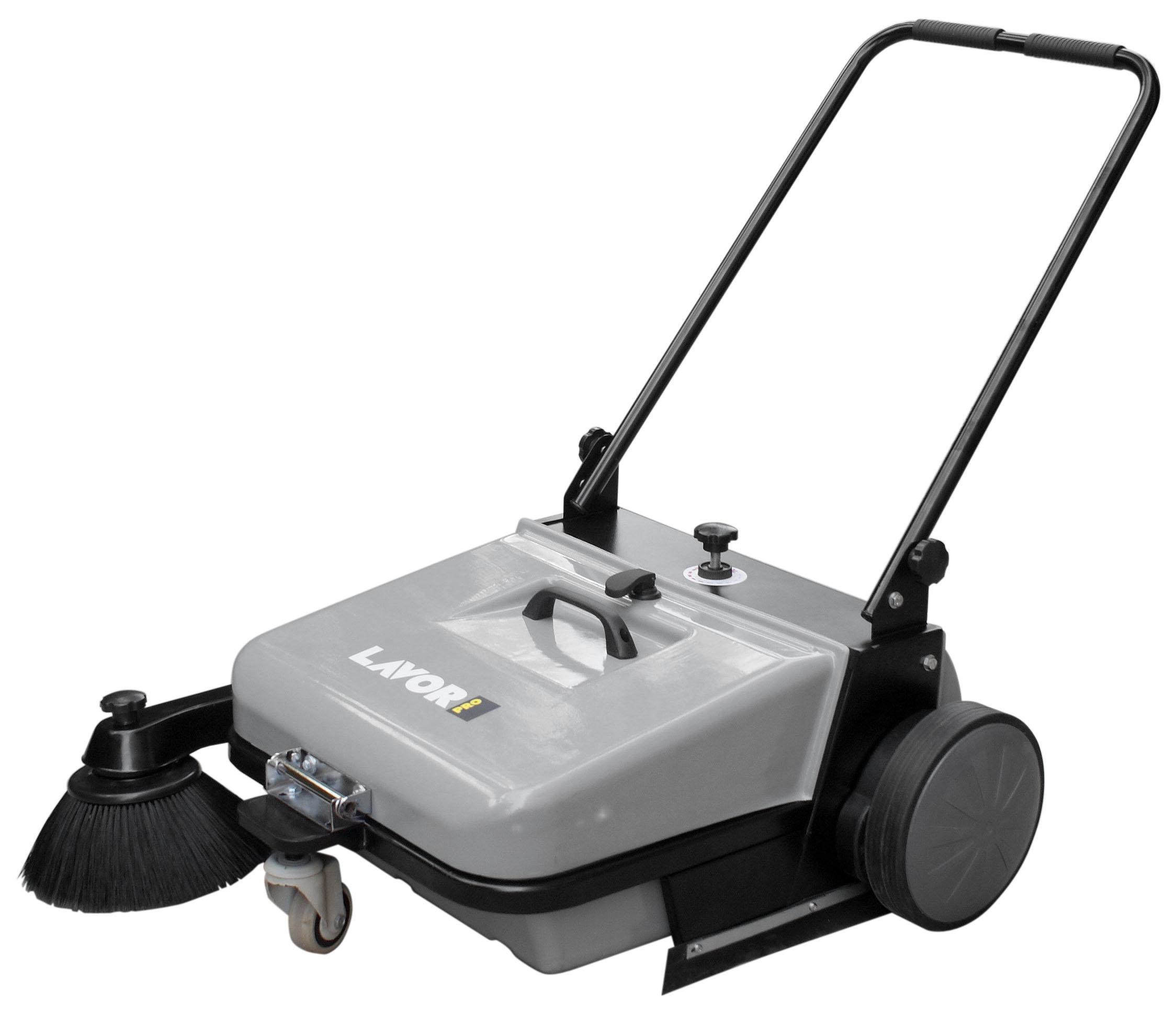 LAVOR-PRO Kehrmaschine Handkehrmaschine Kehrbesen Besen BSW 651 M