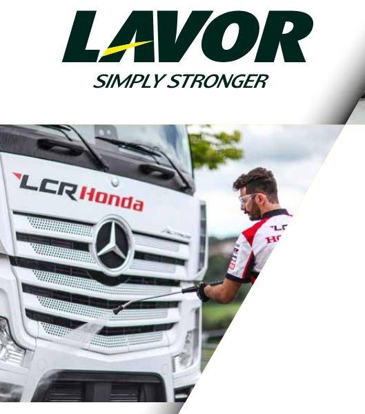 LAVOR-PRO Heißwasser Hochdruckreiniger NPX 1511 XP 4 KW