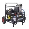 Aerotec Schraubenkompressor Montagekompressor Benzin mobil KPM 3,5 KEILRIEMANTRI