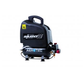 Aerotec Druckluft Kompressor Leise Silent ölfrei  66 dB 230 Volt