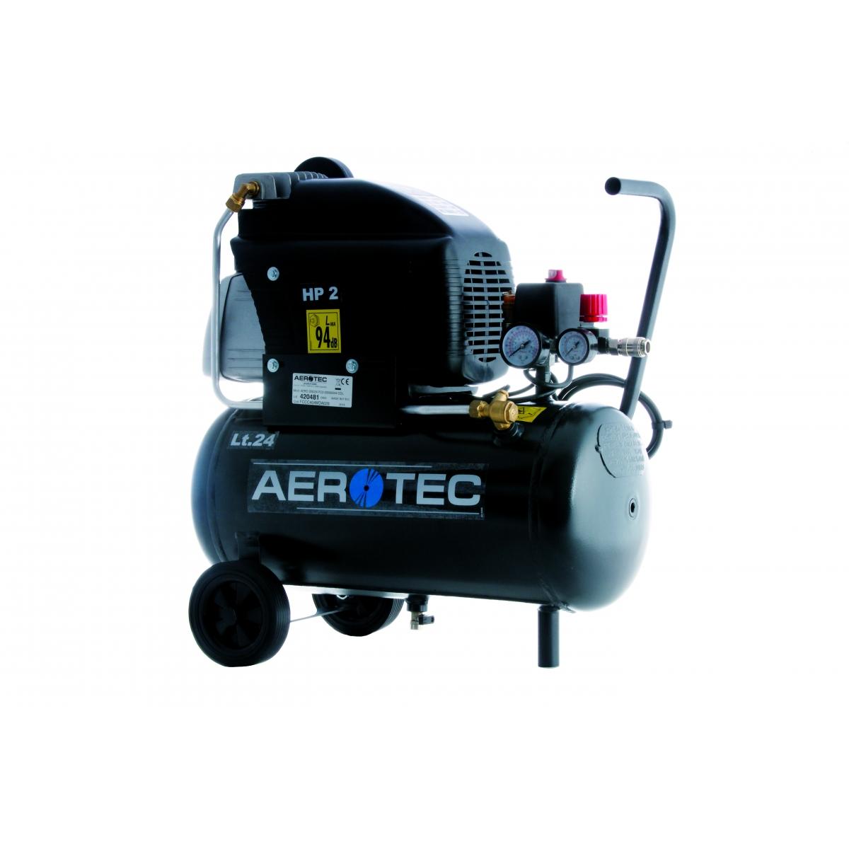 aerotec druckluft kompressor kolbenkompressor 230 volt. Black Bedroom Furniture Sets. Home Design Ideas