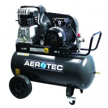Aerotec 650-90  400 Volt Druckluft Kompressor Druckluftkompressor