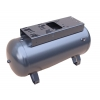 Druckluftkessel Druckluftbehälter 50 L Kessel Kompressor liegend