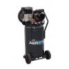 Aerotec 420-90 V TECH - 230 Volt ölgeschmierter Kolbenkompressor