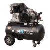 Aerotec Keilriemen Kompressor Druckluft Industrie Fahrbar  400V