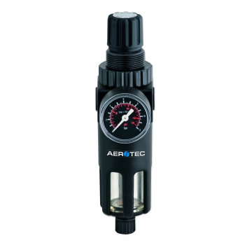 "AEROTEC Filter Druckregler 1/2""  Druckminderer Manometer Kompressor"