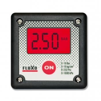 "AEROTEC Digitalmanometer 1/8"" Kompressor Druckluft Wartung"