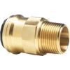 Einschraubverbinder 22 mm x 3/4 Zoll BSPT