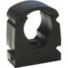 Rohrklemme Außendurchmesser 15 mm schwarz