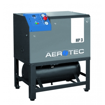 Aerotec Druckluft Kompressor Keilriemen Silent leise kompakt