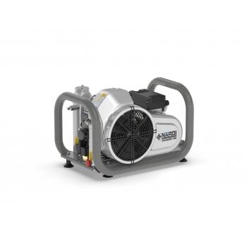 Aerotec Hochdruck-/Atemluftkompressor ATLANTIC P 100/1 - 225 bar