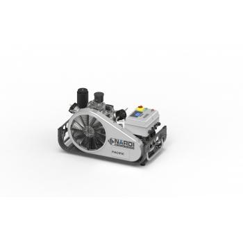 Aerotec Hochdruck-/Atemluftkompressor PACIFIC E 23 - 225 bar