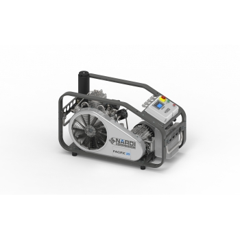 Aerotec Hochdruck-/Atemluftkompressor PACIFIC E 35 - 330 bar