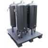 Aerotec Kesselbatterie 4 x 90L - 11 bar gepulvert