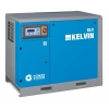 Schrauben Kompressor Industrie Powersystem KELVIN ohne Trockner