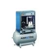 AEROTEC Silent Kolbenkompressor PRO K-AK30-15 - 270 - 5,5 KW - mit ST Schaltung