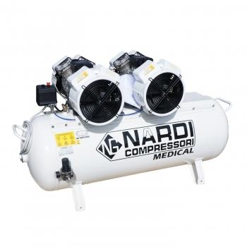 AEROMEDIC XTR 8V-270 L OHNE Trockner mit Druckschaltersteuerung
